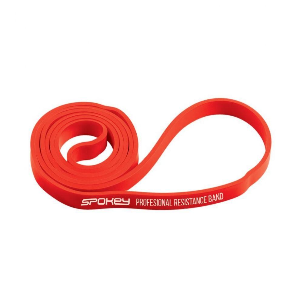 Фитнес-резинка Spokey Power II medium, красная