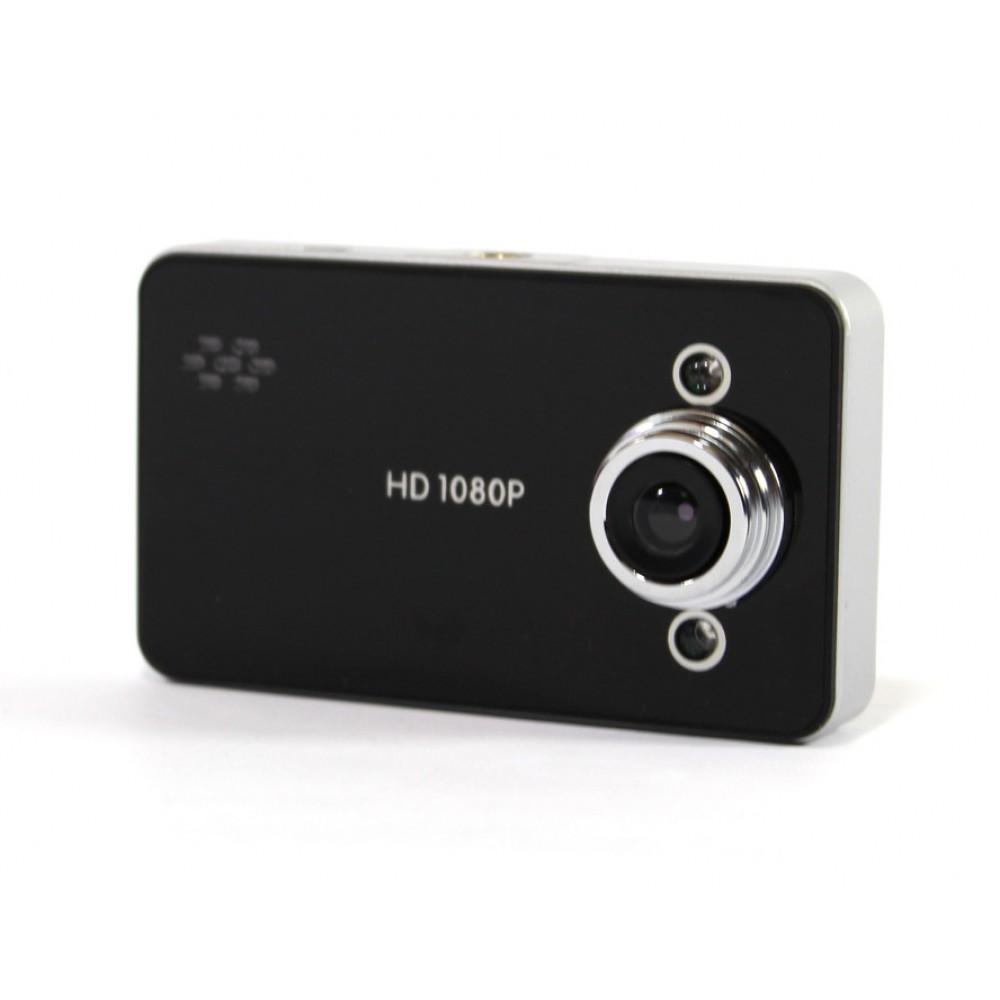 Автомобильный видеорегистратор DVR K6000 B без кабеля HDMI