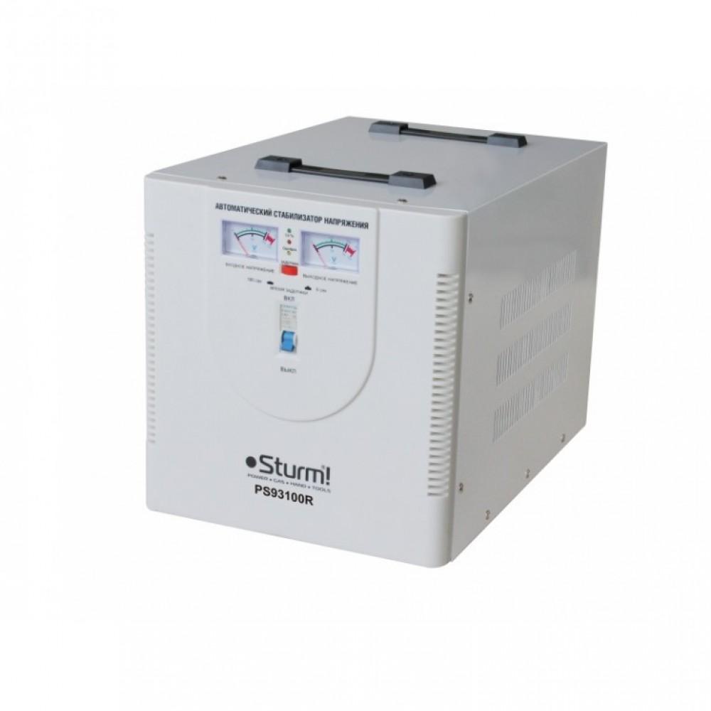 Стабилизатор напряжения релейный Sturm 10000 ВA PS93100R