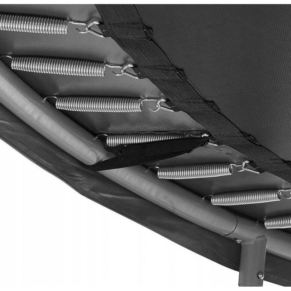 Защита на пружины для батута 312 см, 10 футов, черный