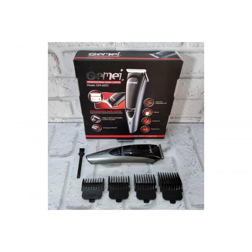 Машинка для стрижки волос Gemei GM-6053