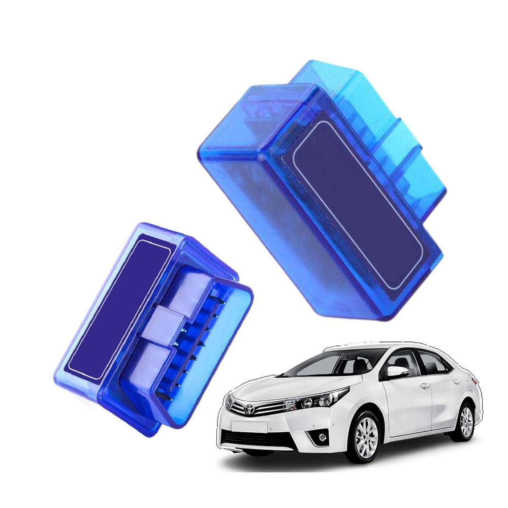 Автомобильный мини диагностический сканер OBD2 Bluetooth для диагностики авто