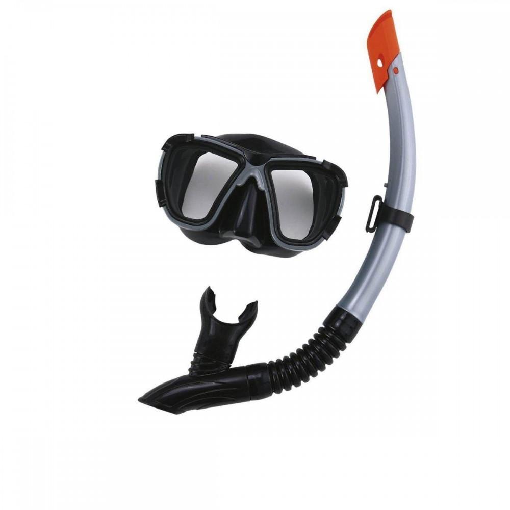 Набор для плавания Bestway 24021 размер L, серый