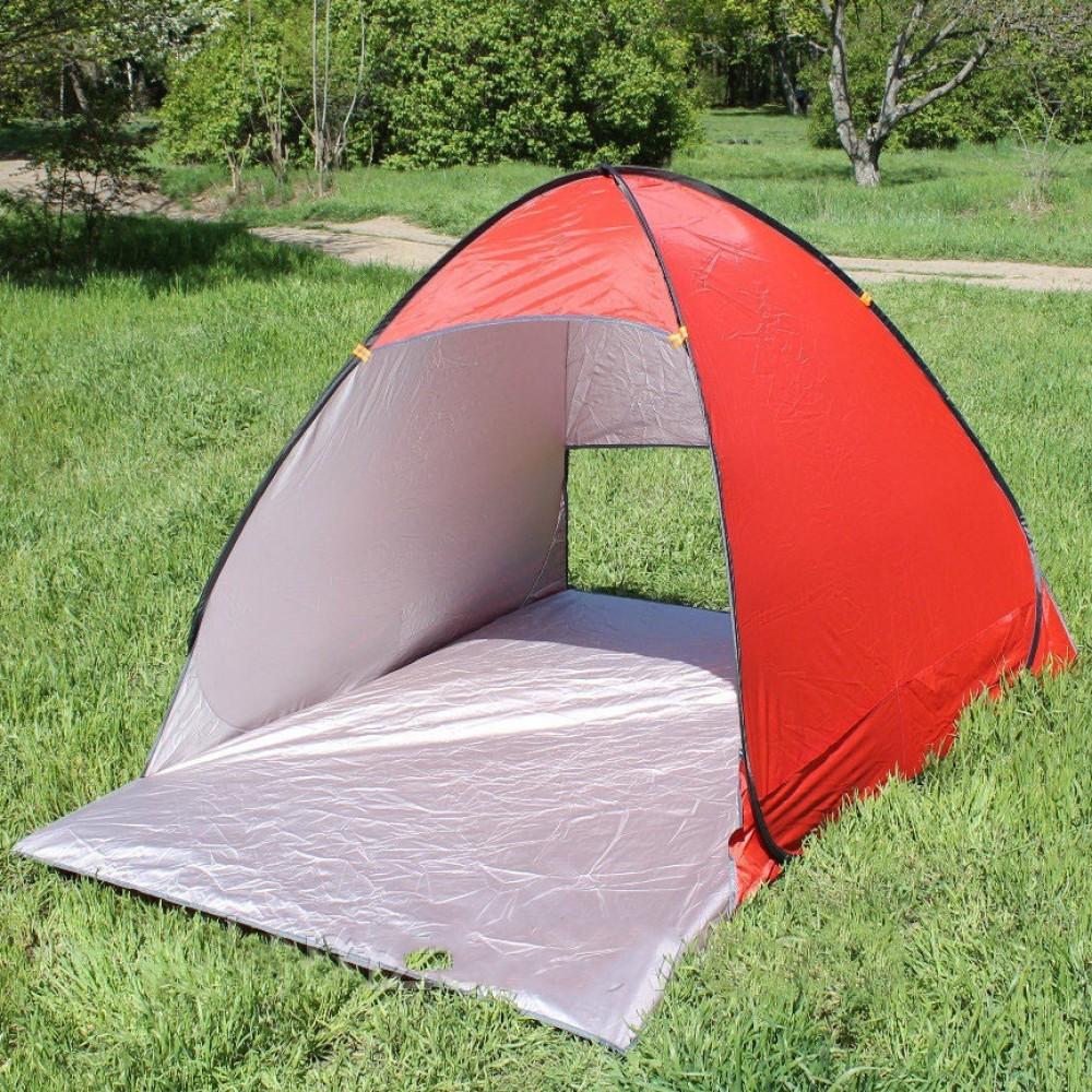 Палатка Stripe красная 150х165х110 см