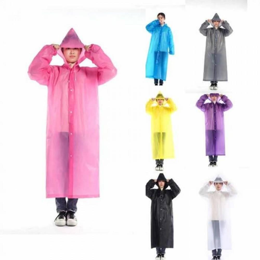 Удлиненный дождевик, модный дождевой плащ