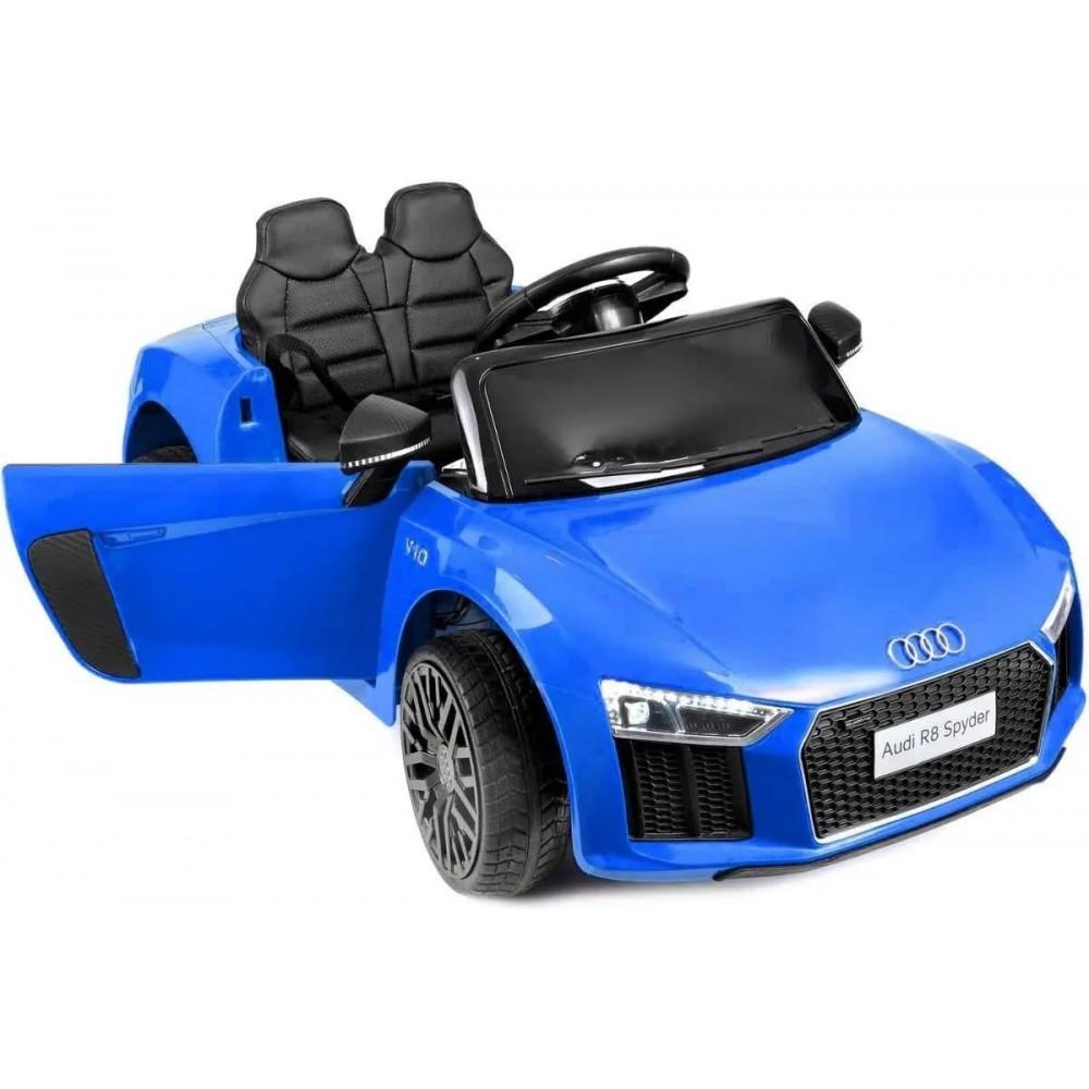 Детский электромобиль AUDI HL-1818 синий