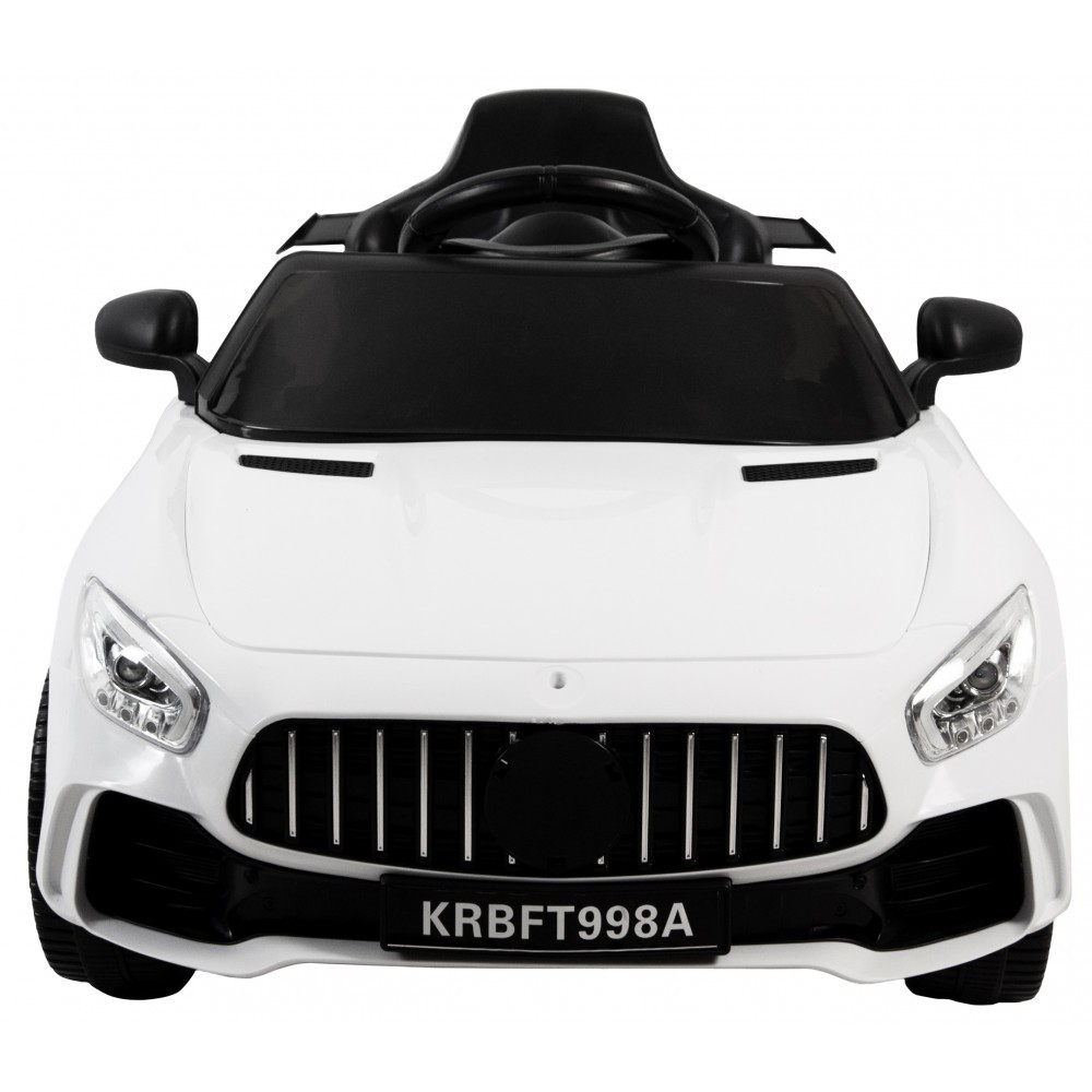 Детский электромобиль Siker Cars 998A белый