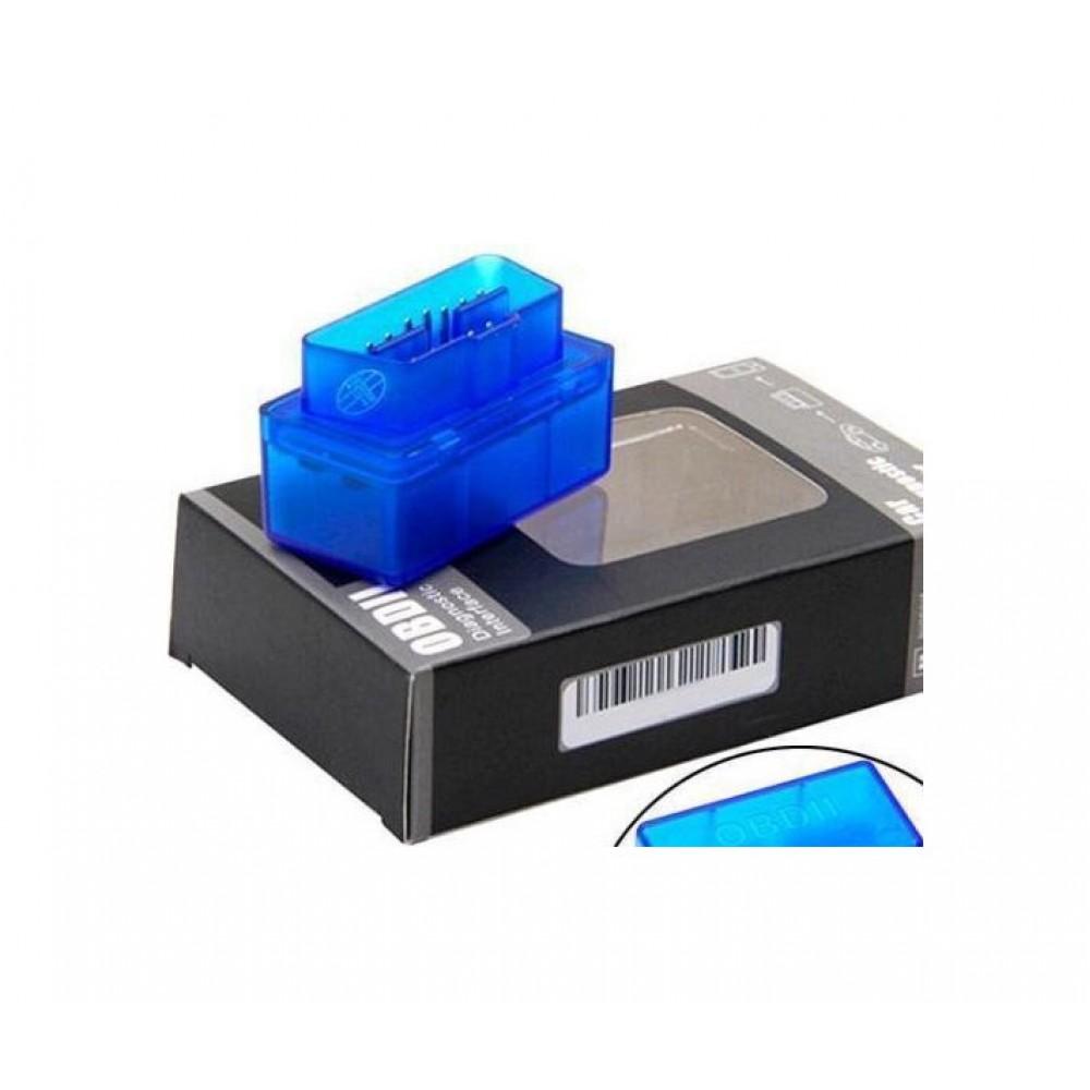 Мини диагностический OBD2 автосканер Bluetooth, 2.1