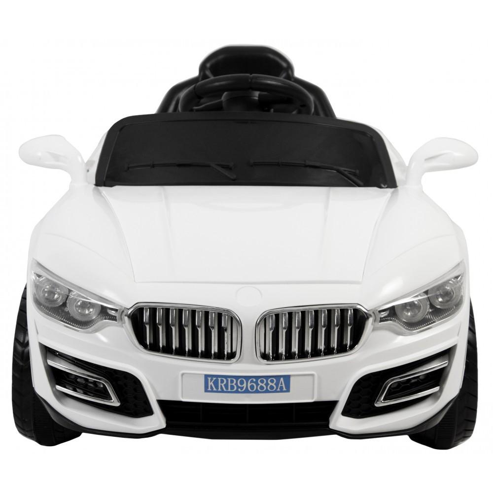 Детский электромобиль Siker Cars 688A белый
