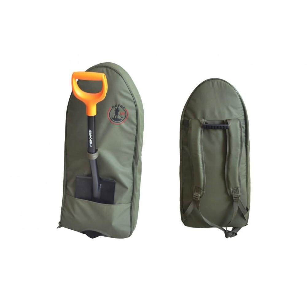 Рюкзак для металлоискателя и лопаты хаки, оксворд 600d
