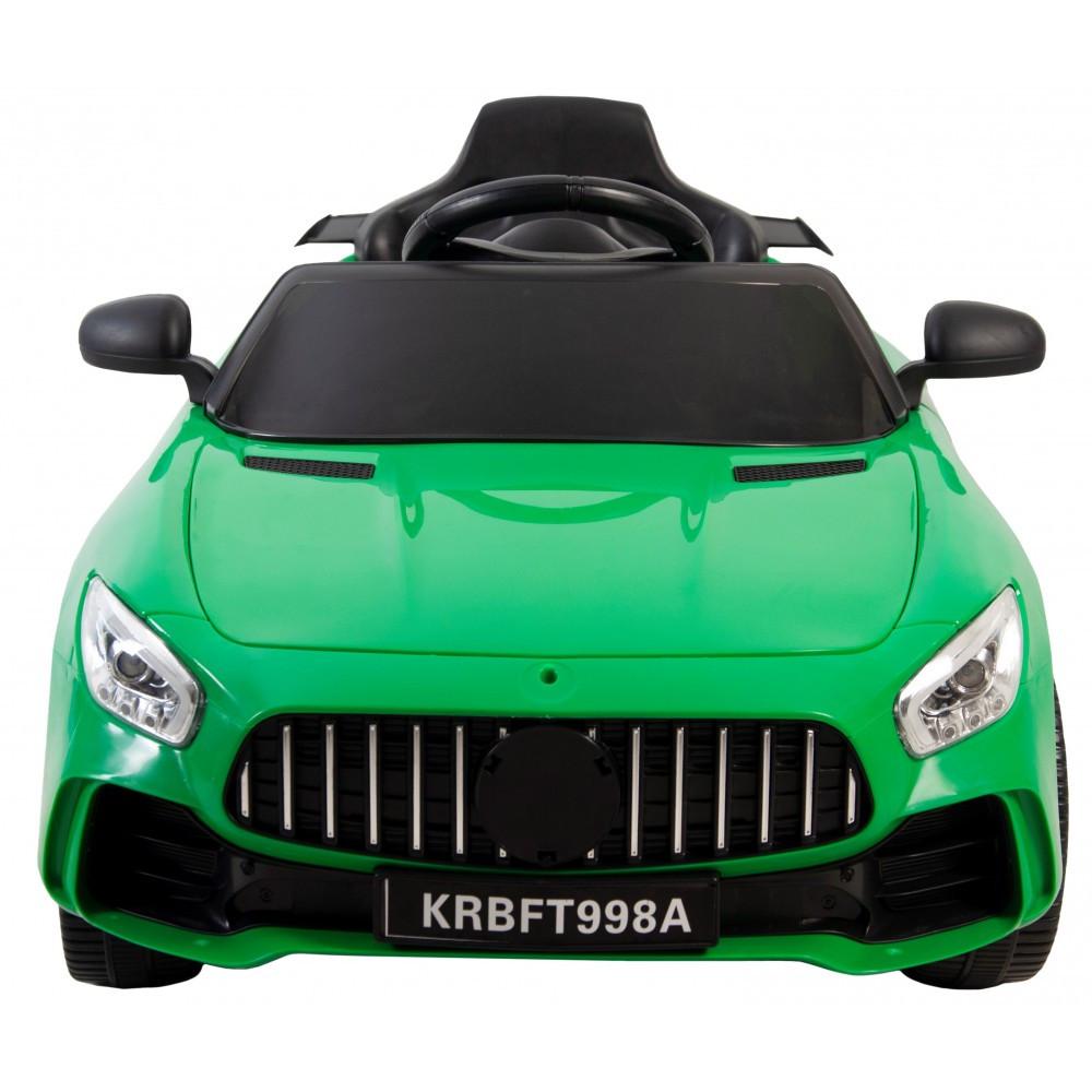 Детский электромобиль Siker Cars 998A зеленый