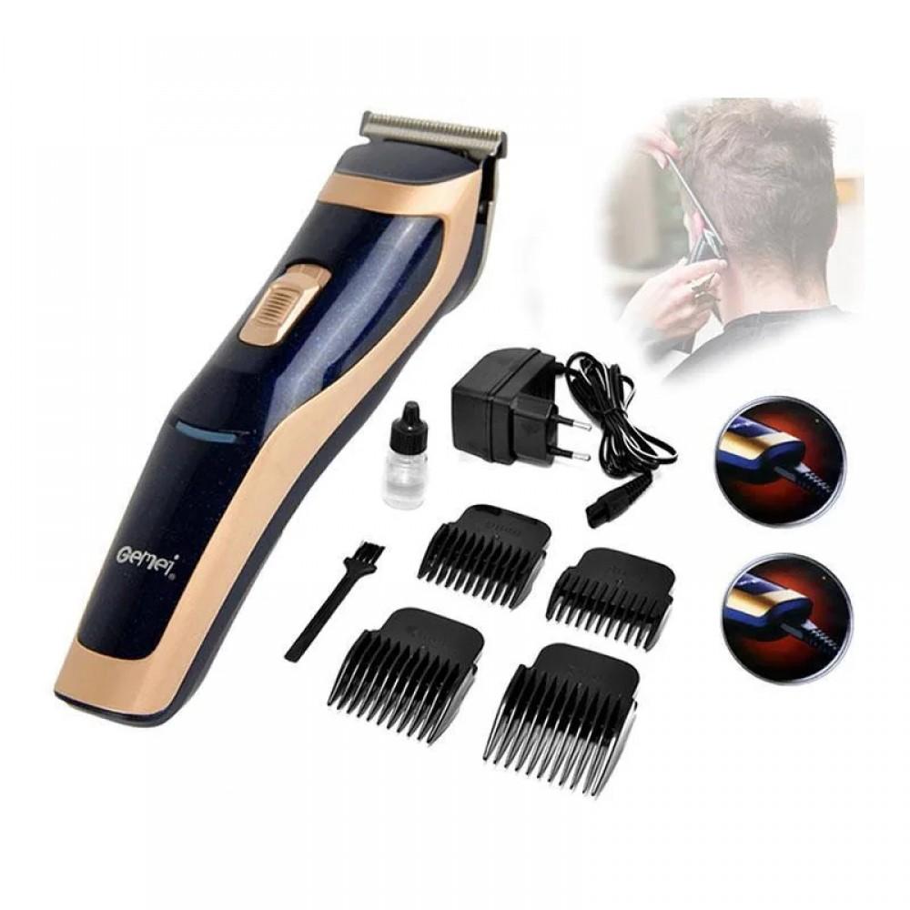 Машинка для стрижки волос Geemy GM-6005