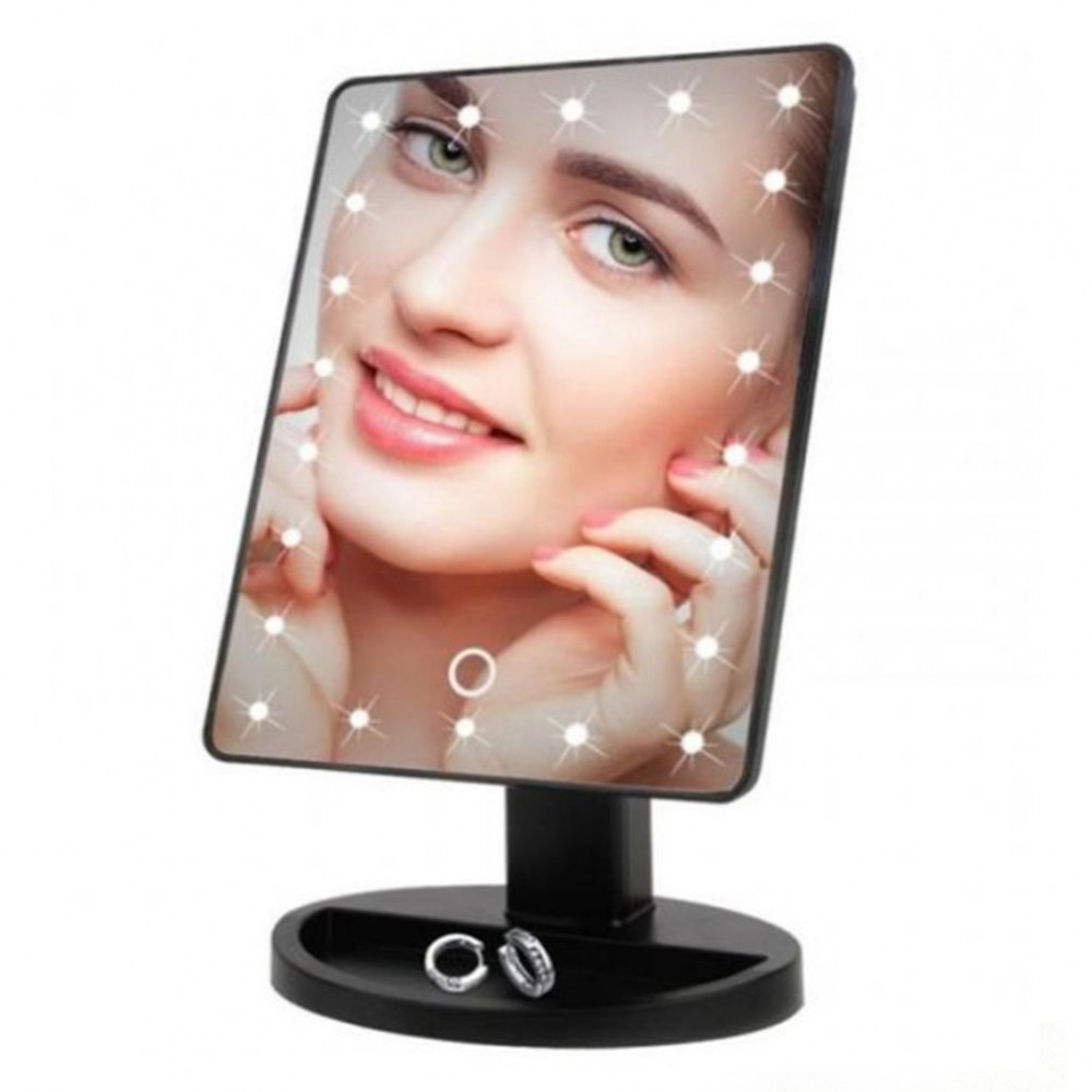 Зеркало для макияжа с подсветкой Led Mirror 002 M