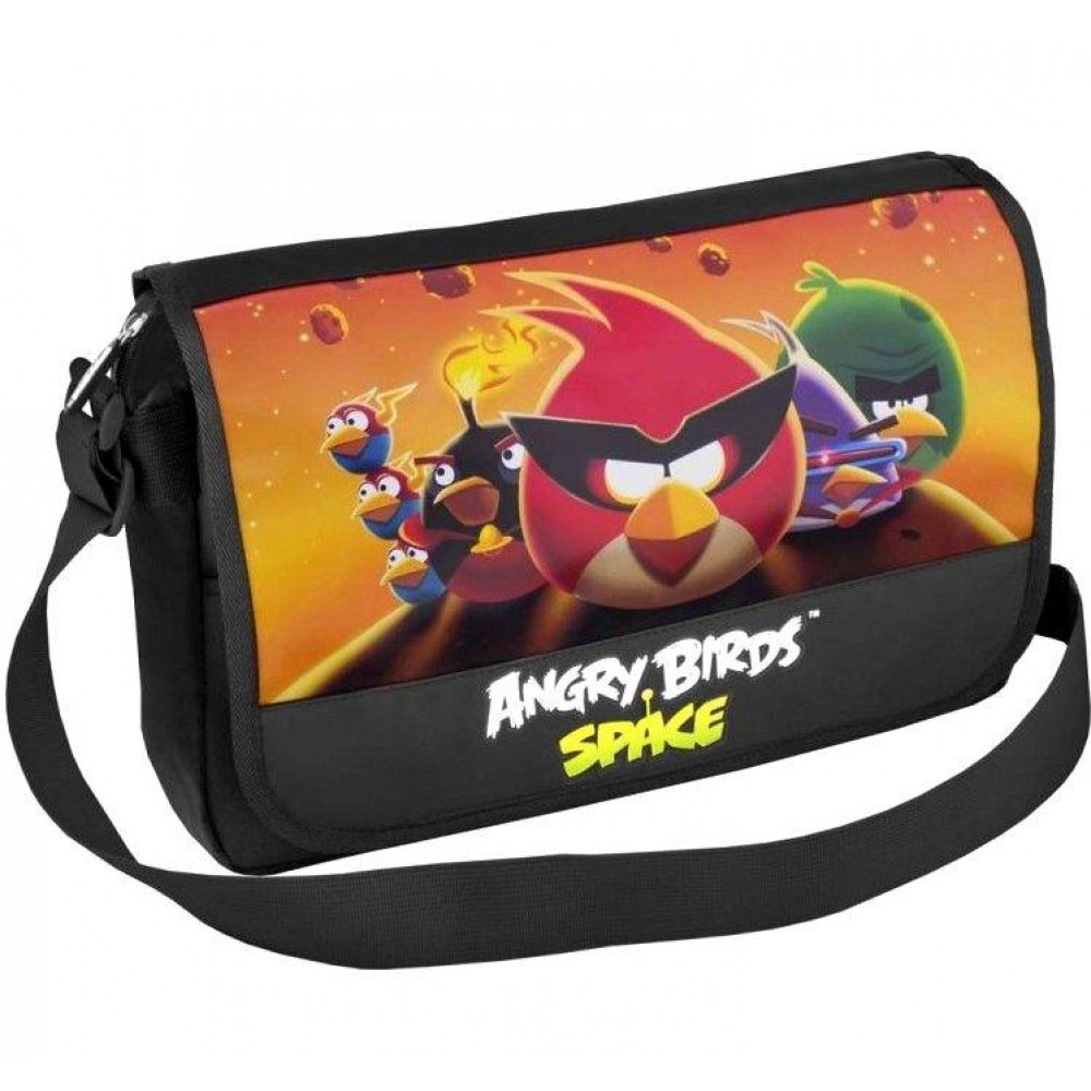Cool For School Сумка через плече Angry Birds Уцінка