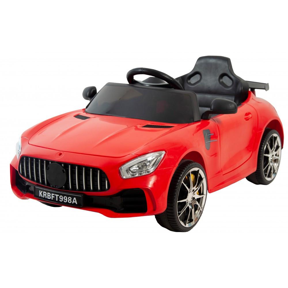 Детский электромобиль Siker Cars 998A красный