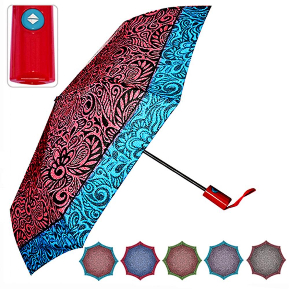 Зонт автомат складной Stentos, 110 см