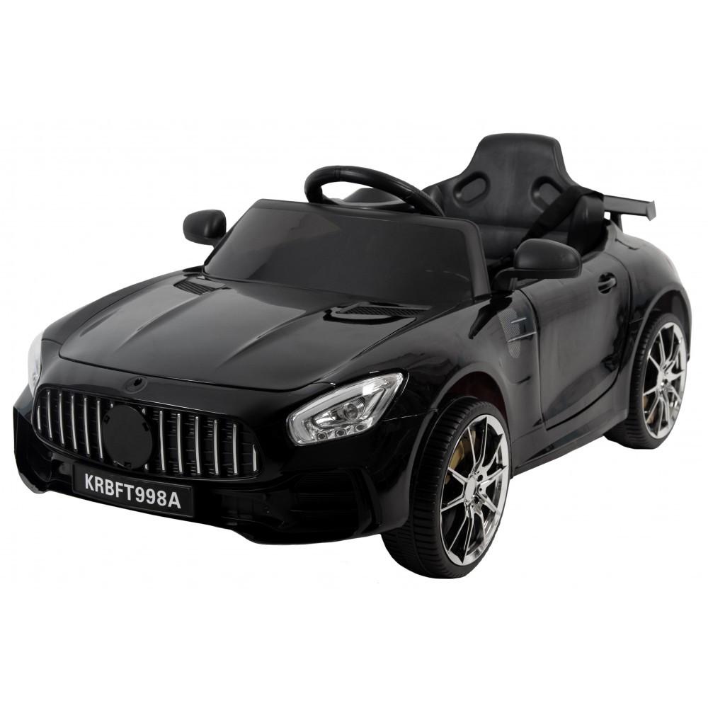 Детский электромобиль Siker Cars 998A черный