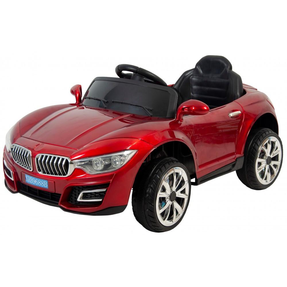 Детский электромобиль Siker Cars 688B красный