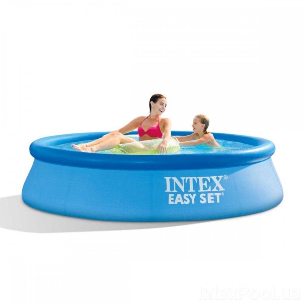 Надувной бассейн Intex 28106, 244 х 61 см