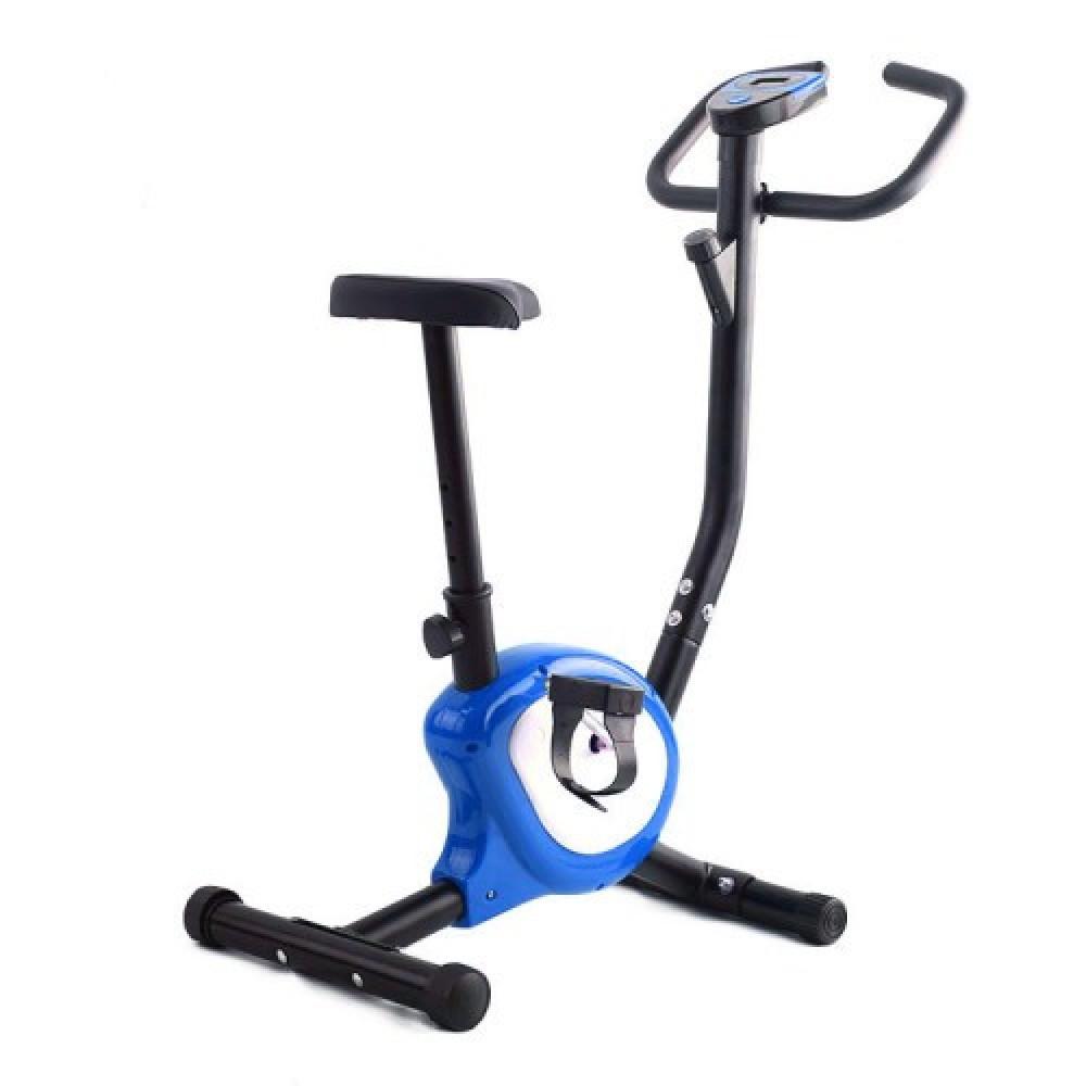Велотренажер механический Atleto QN-B201 синий