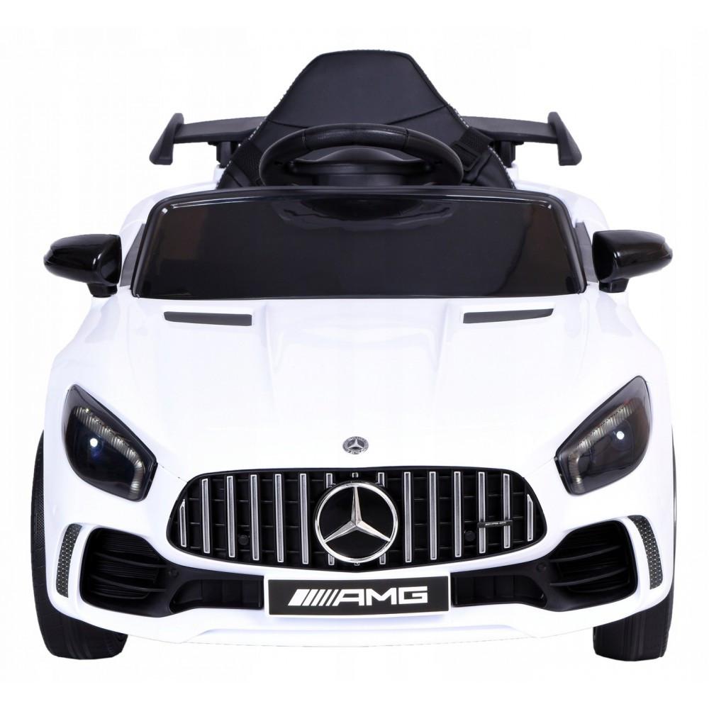 Детский Электромобиль Mercedes BBH-011 белый