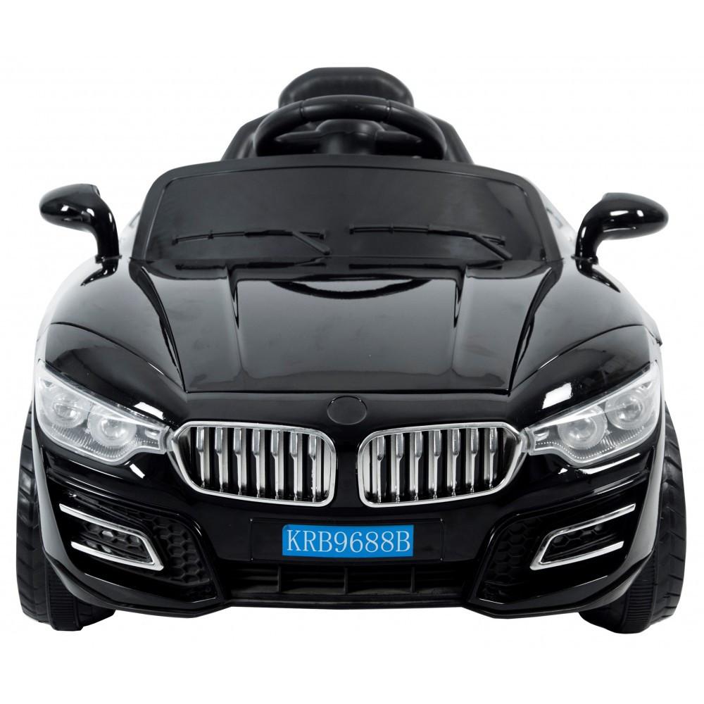 Детский электромобиль Siker Cars 688B черный