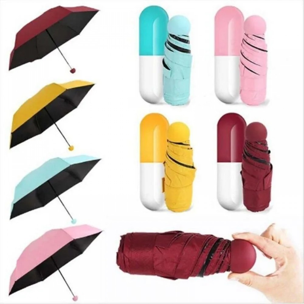 Зонт капсула Kapsula