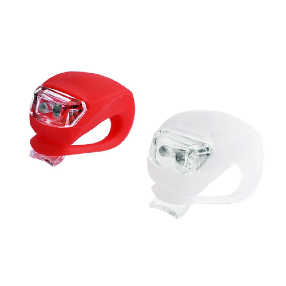 Велосипедные фонари задний и передний габаритный маячoк HJ008-2