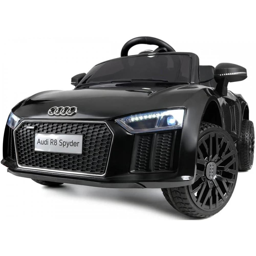 Детский электромобиль AUDI HL-1818 черный