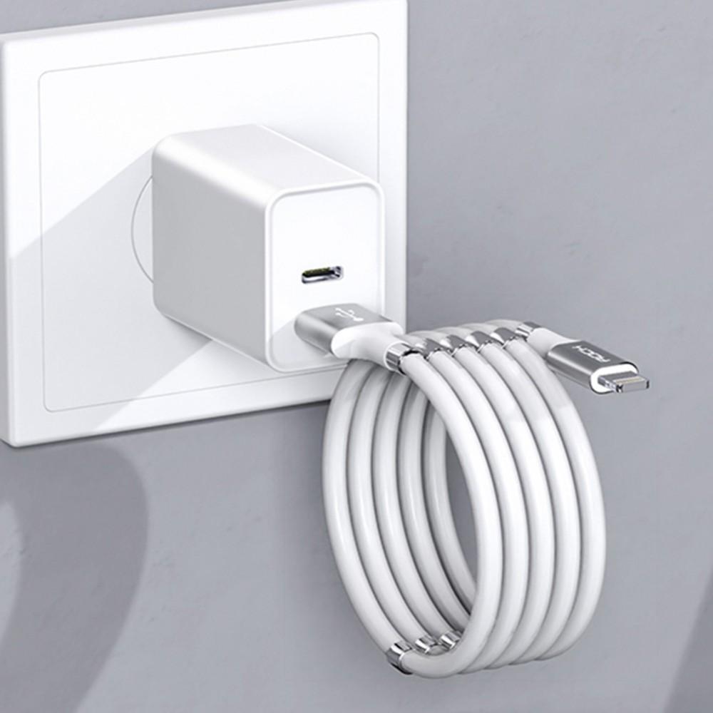 Магнитный кабель для зарядки MagLink V8 Micro 1 м, 7611