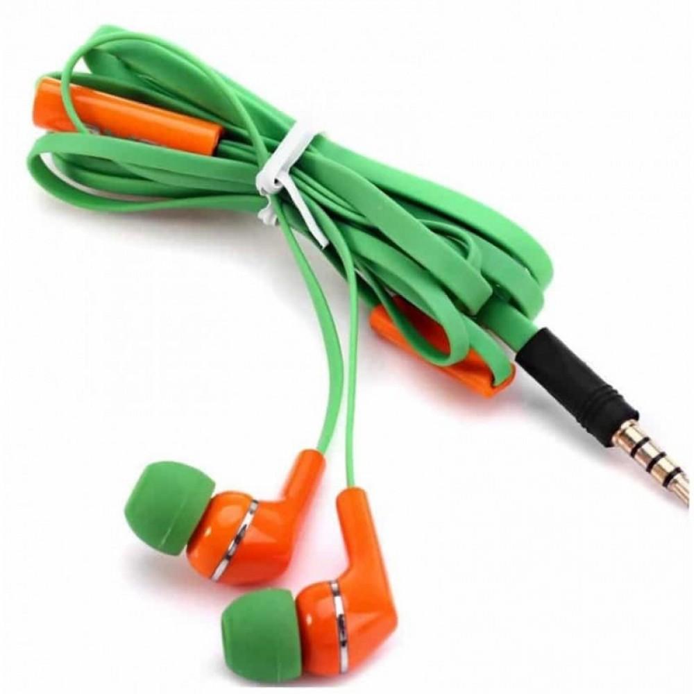 Наушники гарнитура вакуумные Awei ES-Q7i Orange