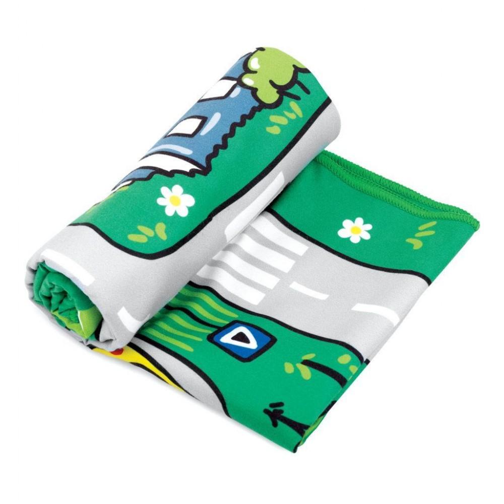 Охлаждающее пляжноеспортивное полотенце Spokey 80Х160