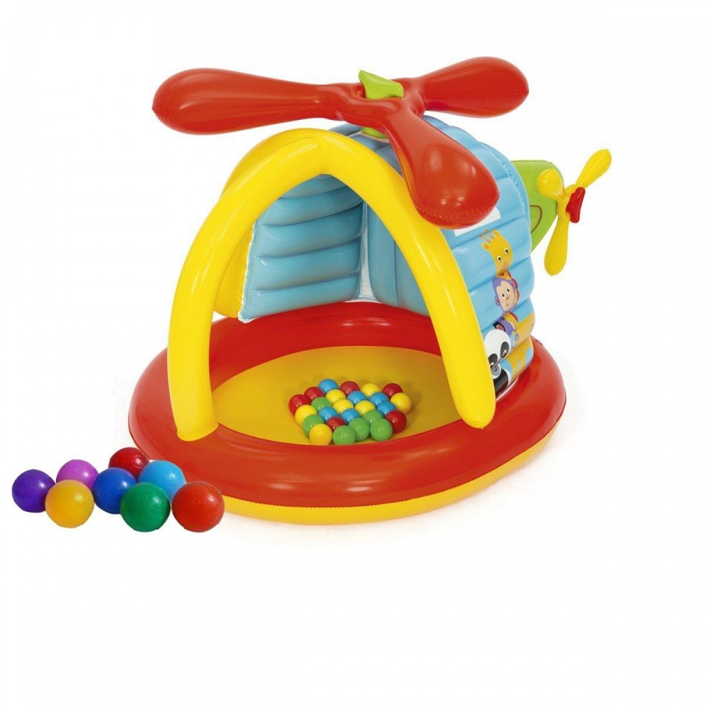 Надувной игровой центр Bestway «Вертолет», 93538