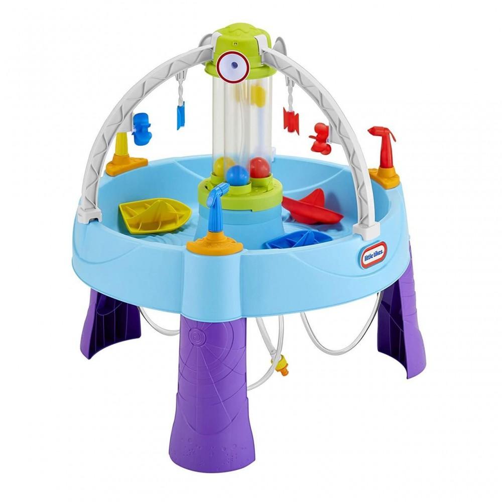 Игровой столик Водные забавы Little Tikes Fun Zone Battle Splash Water Play Table