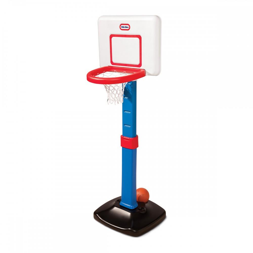 Игровой набор - баскетбол, cкладной, регулируемая высота до 120 см
