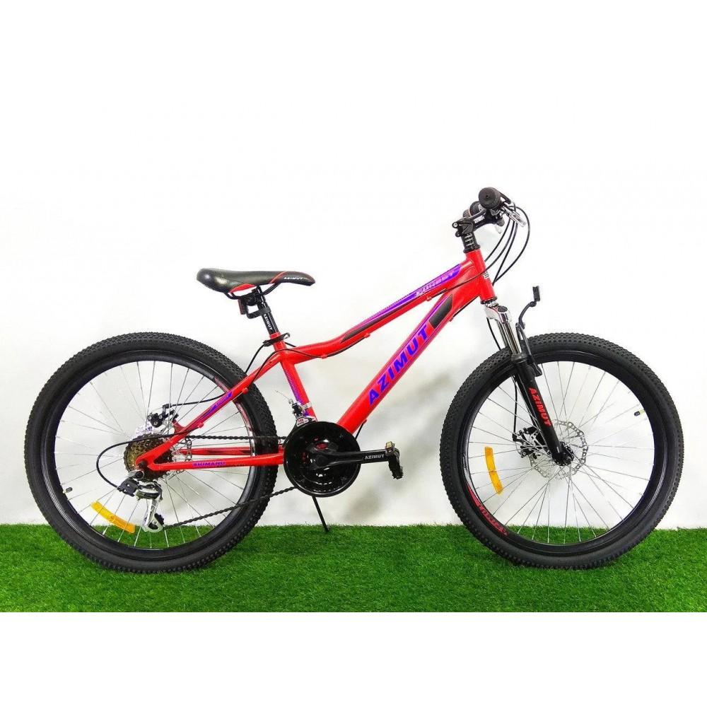 Горный велосипед Azimut Forest 24 GD, рама 12,5