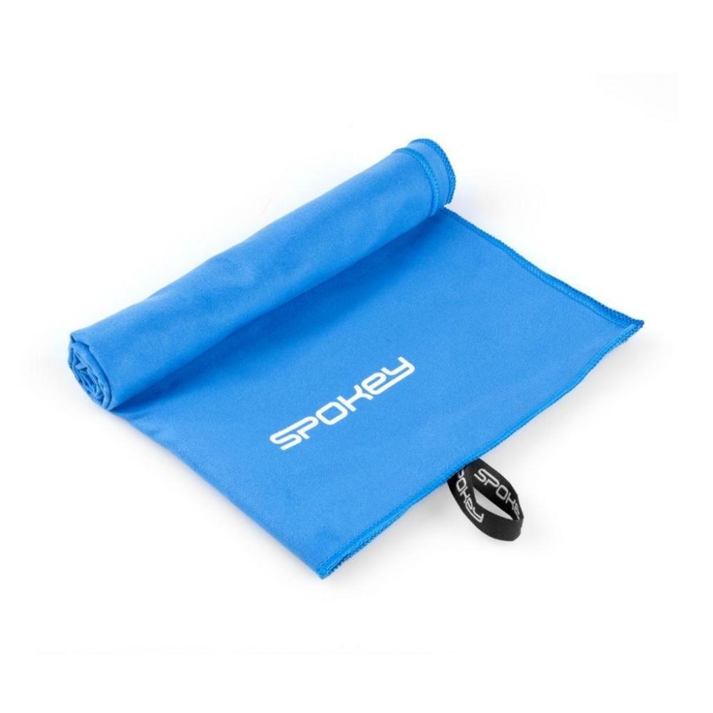 Охлаждающее пляжноеспортивное полотенце Spokey 50Х120 синее