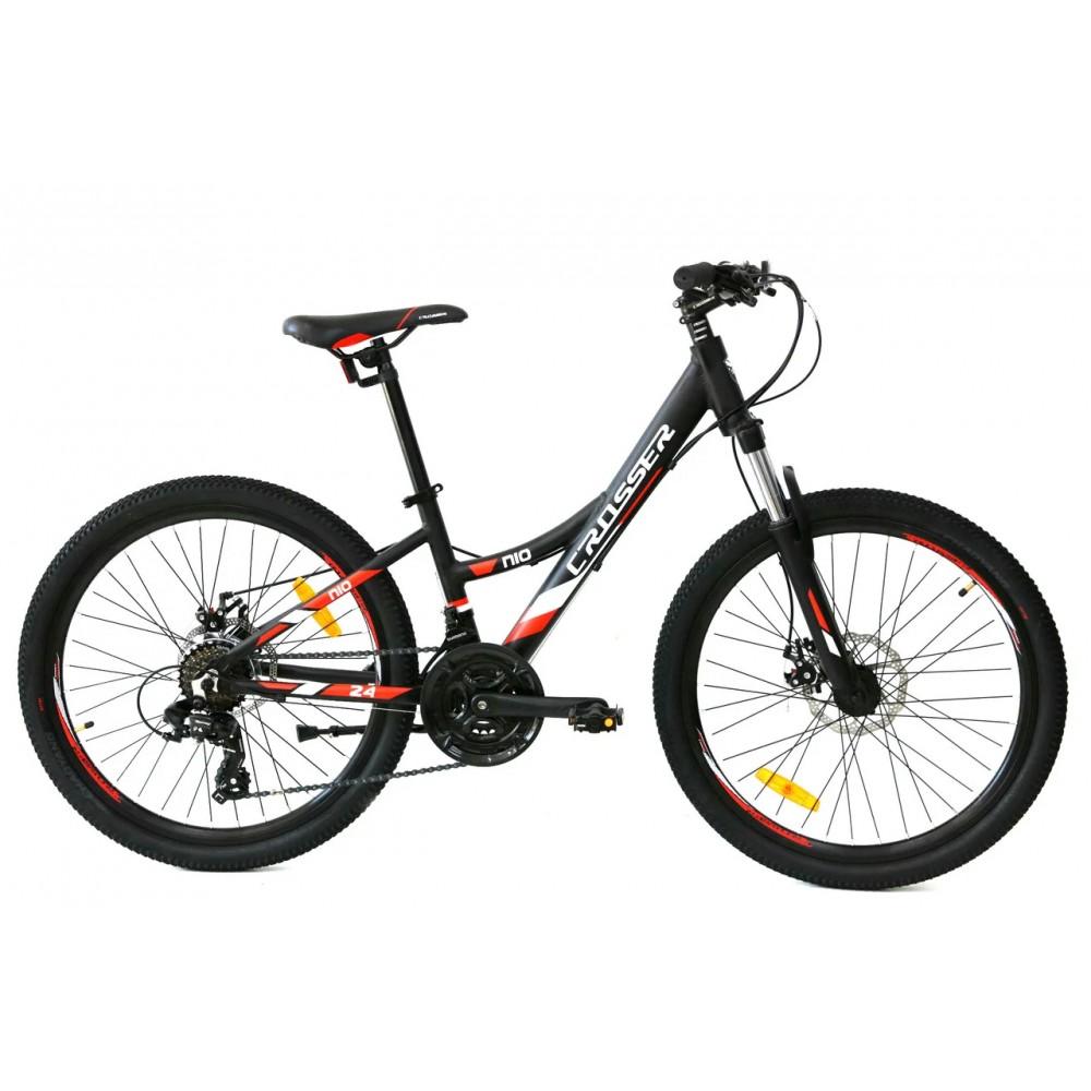 "Велосипед для подростков Crosser Nio Stels 24"", рама 12,5"