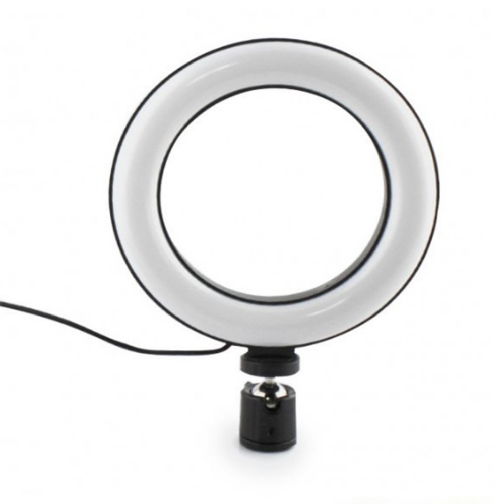 Кольцевая LED лампа для селфи 16 см Ring Light