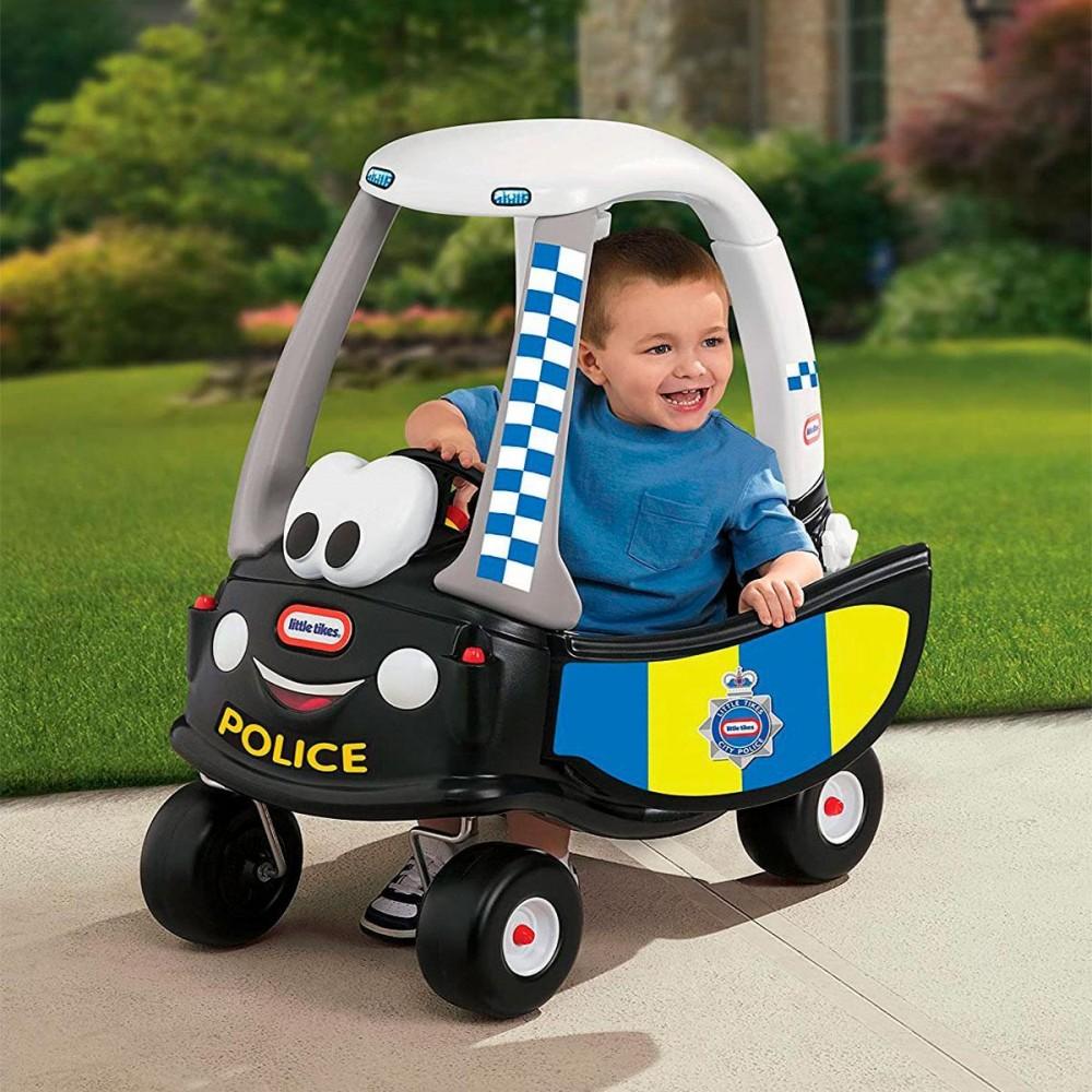 Машинка каталка для детей серии Cozy Coupe Little Tikes - Автомобильчик Полиция