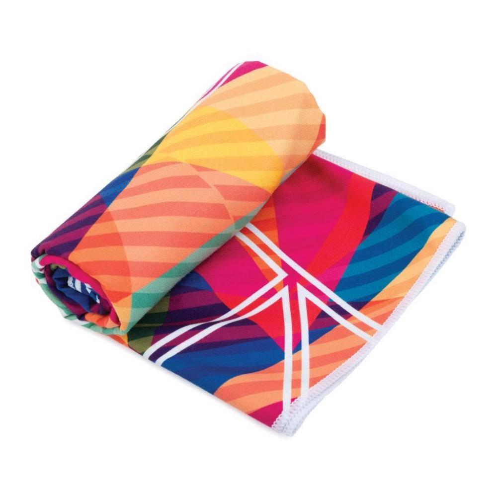 Охлаждающее пляжноеспортивное полотенце Spokey Malaga 80Х160