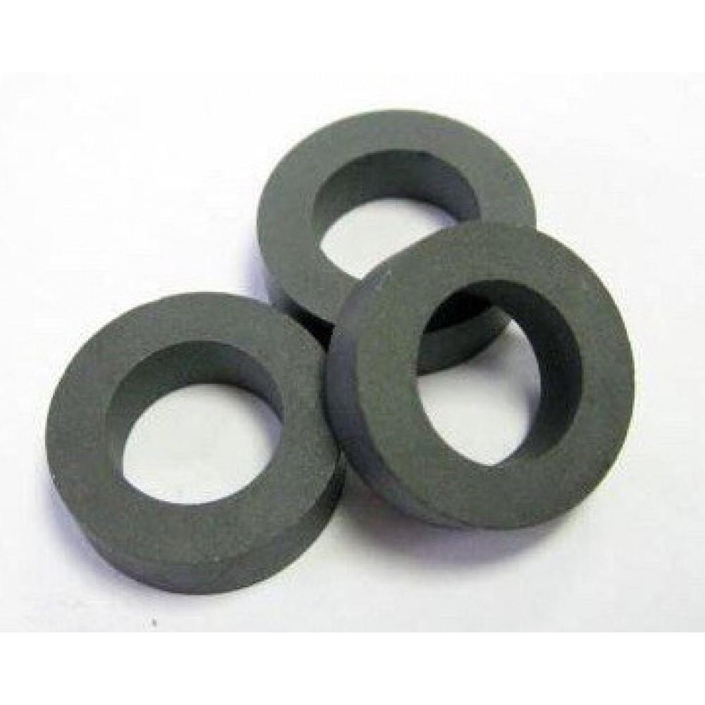 Феррит для устранения и сокращения помех на металлоискателе  Ш-образный