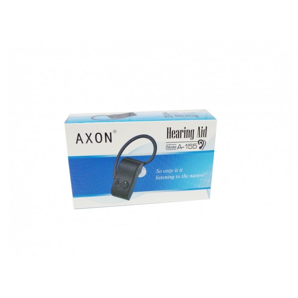Слуховой аппарат Axon A-155 в виде блютуз аккумуляторный