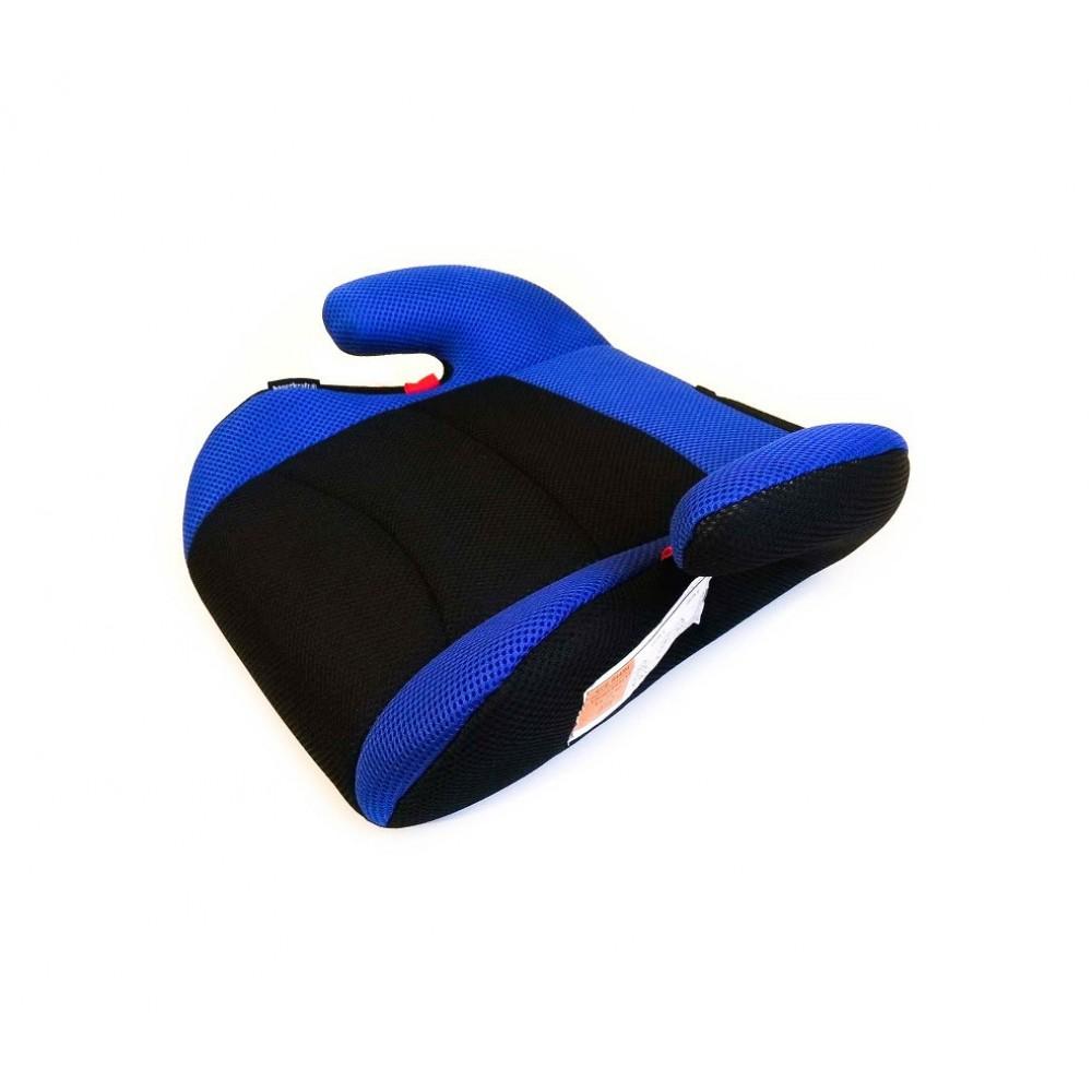 Детский бустер Bauerkraft 15-36 кг синий