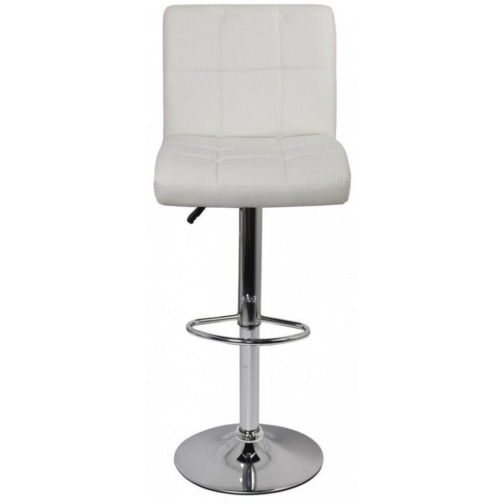Барный стул Bonro BC-0106 белый