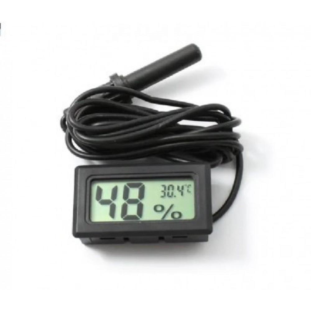 Влагомер - термометр цифровой с выносным датчиком
