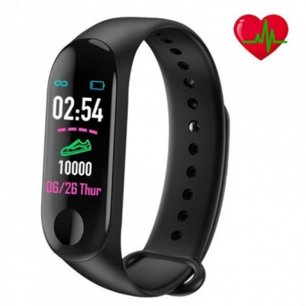 Фитнес браслет Smart Watch M3