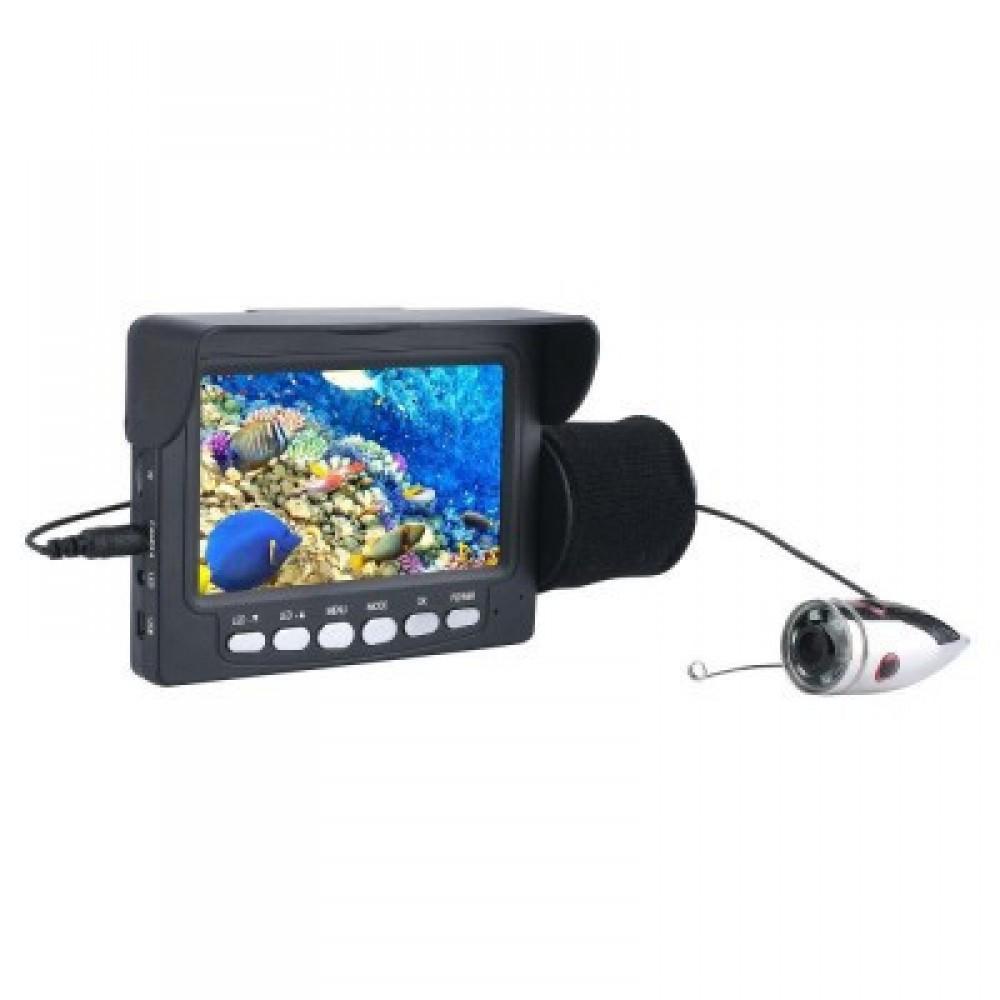 Камера для рыбалки Gamwater, фото, видео.