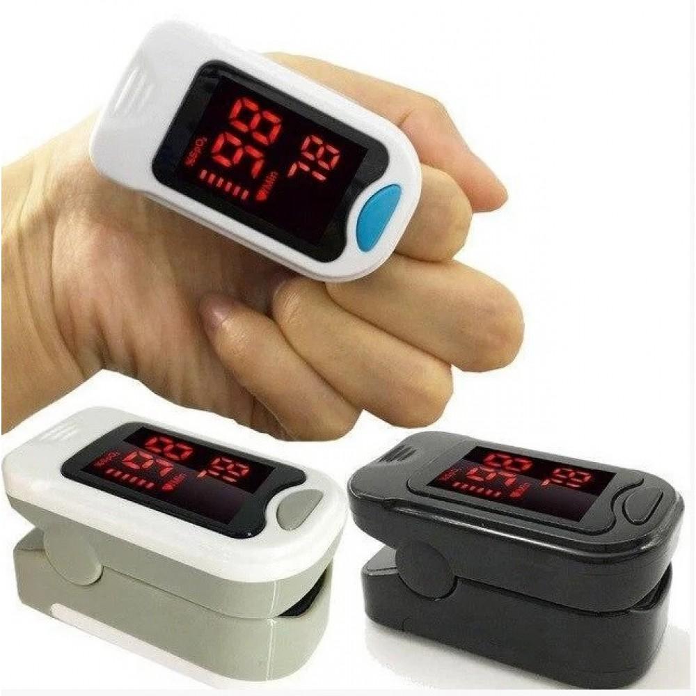 Портативный пульсоксиметр Pulse Oximeter на палец