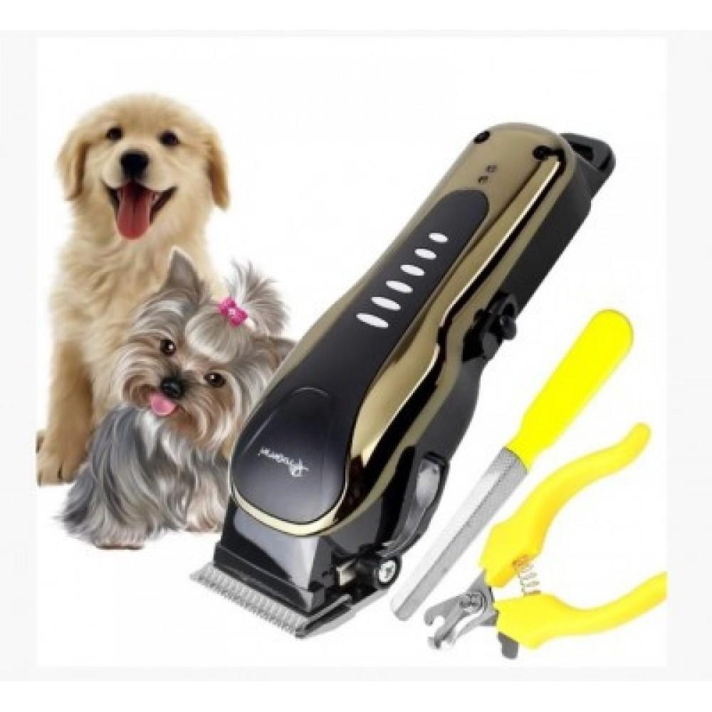Машинка для стрижки животных ProGemei GM6063 5213